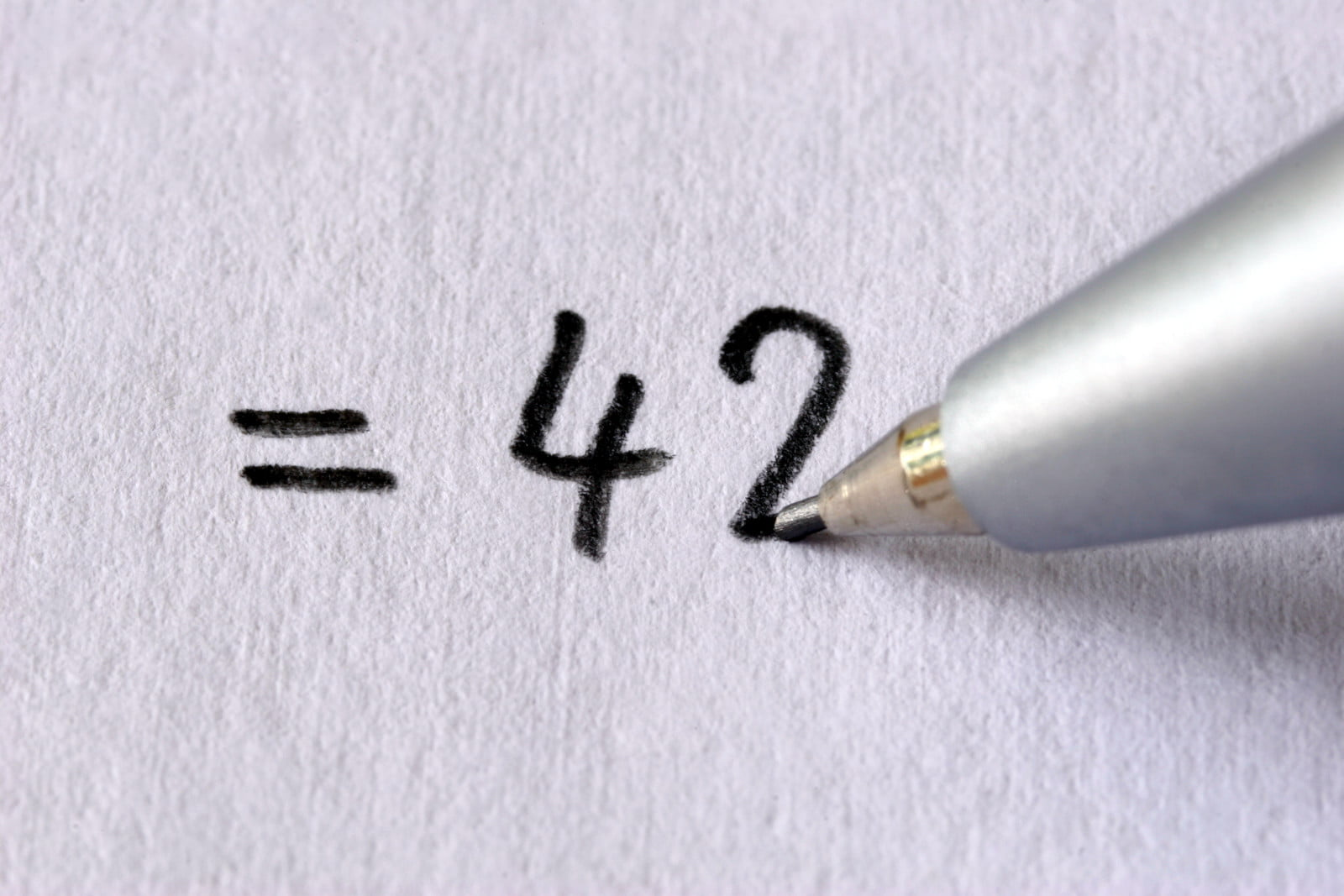 equals42