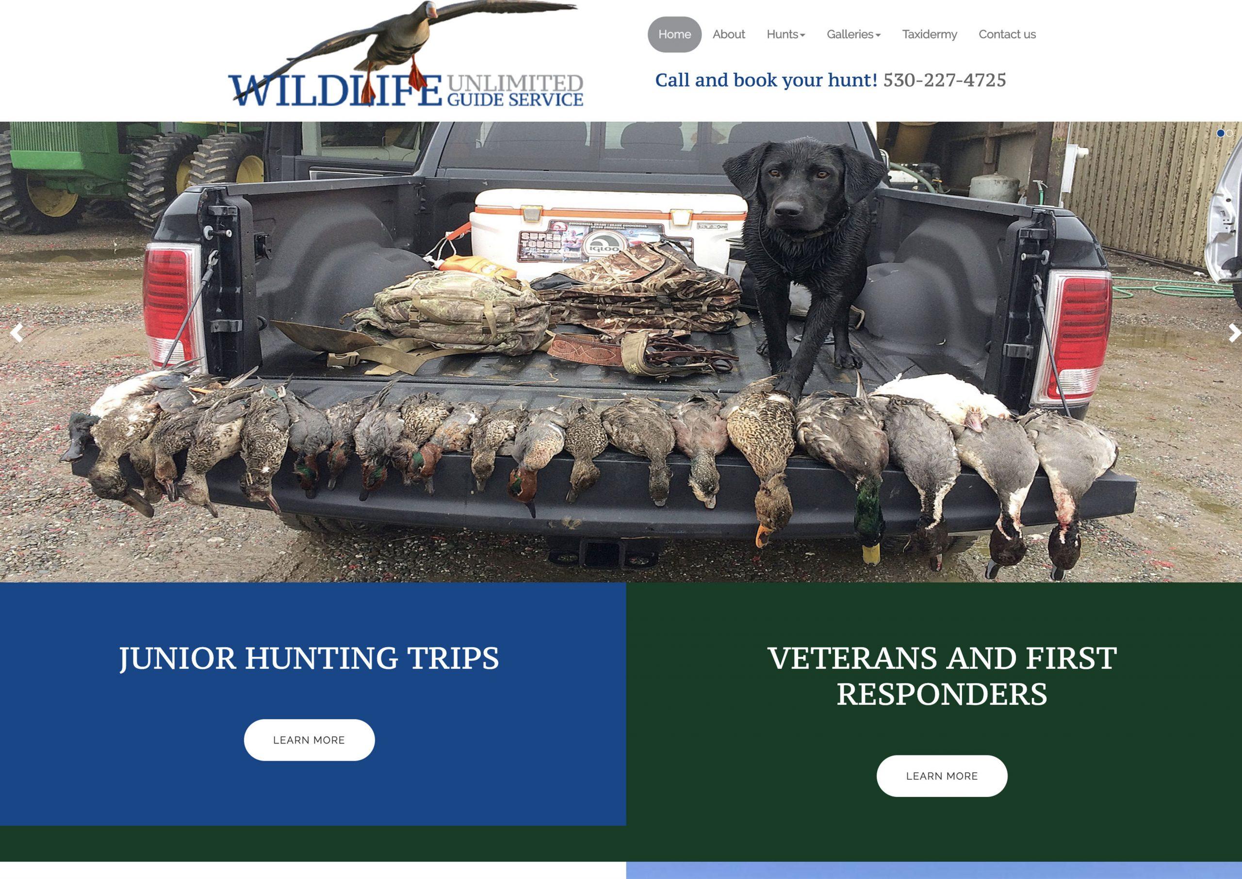 wildlifeguideservice.com